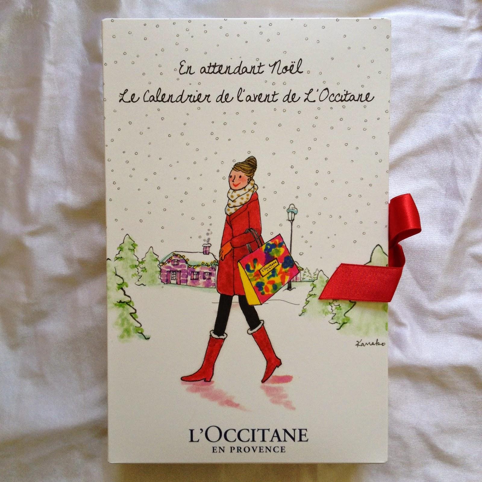 Calendrier Avent Loccitane.Le Journal De Prisci Mon Avis Sur Le Calendrier De L Avent