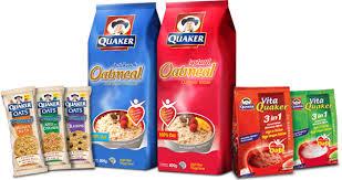 Harga Quaker Oatmeal