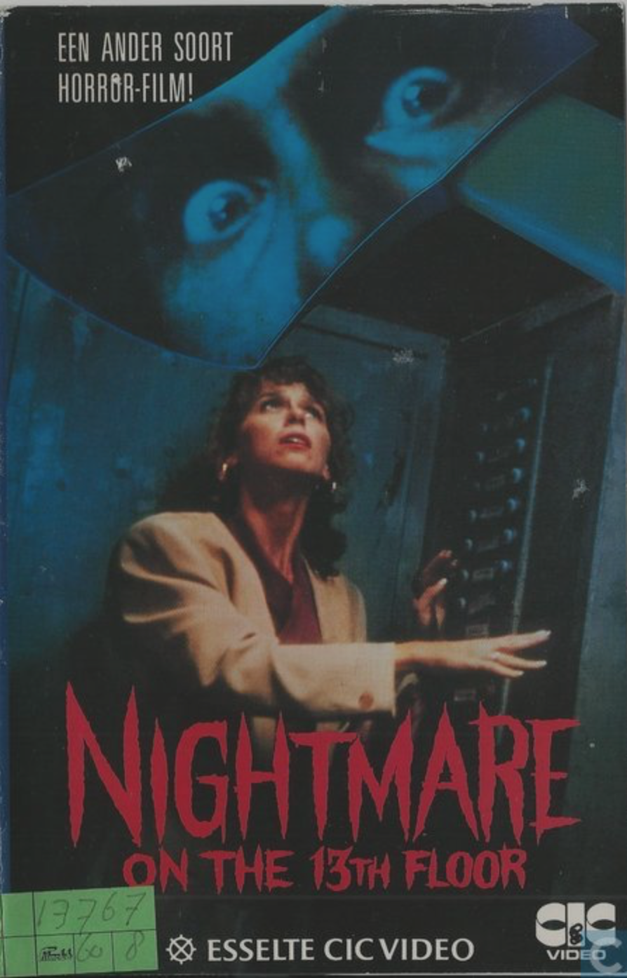 Tape Freaks: Made for TV Movies: Nightmare on the 13th Floor