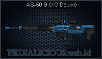 AS-50 B.O.G Deluxe