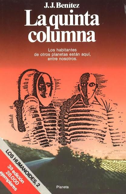 La Quinta Columna de J. J. Benítez