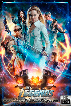 Legends of Tomorrow Temporada 4 [720p] [Latino-Ingles] [MEGA]