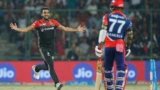 DD vs RCB 56th Match IPL 2017 Highlights