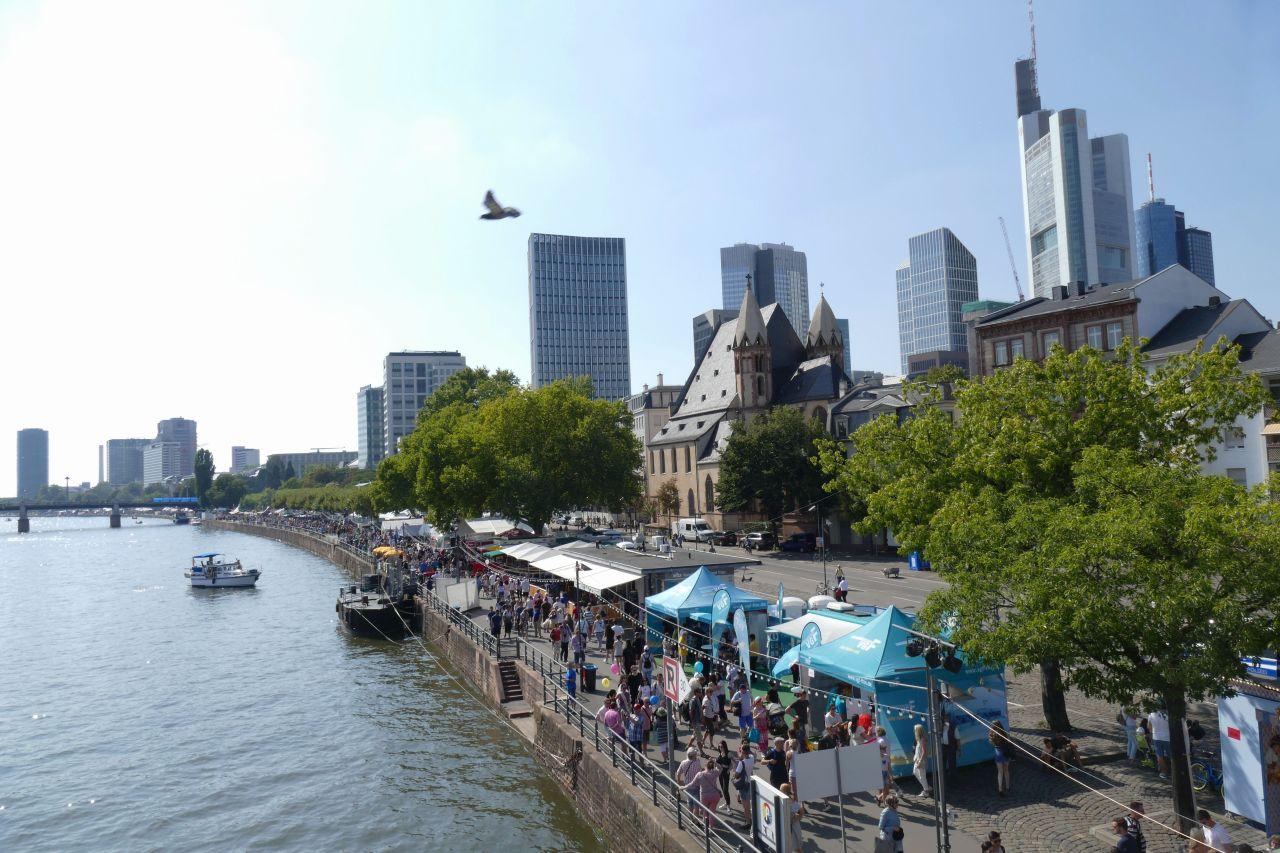 Museumsuferfest Frankfurt Event Go Where When