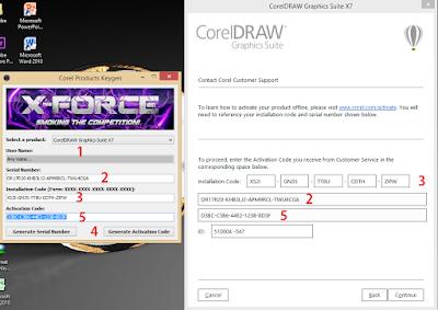 cara memperbaiki corel draw x7 tidak bisa save