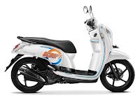 Honda Scoopy eSP Sporty Putih