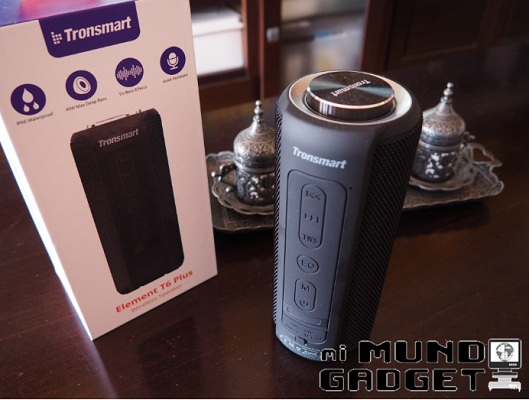 Tronsmart T6 Plus: contenido de la caja
