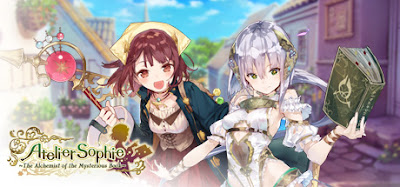 Download Atelier Sophie The Alchemist of the Mysterious Book PC Game