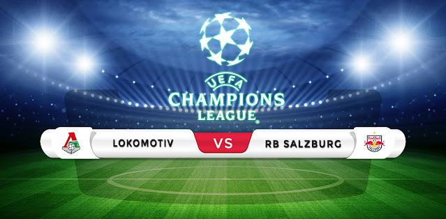 Lokomotiv Moscow vs Salzburg Prediction & Match Preview