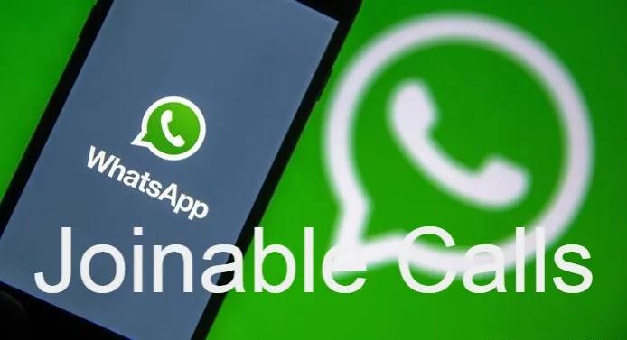 ميزة Joinable Calls الجديدة: واتساب يتيح خاصية الانضمام للمكالمات الجماعية النشطة في أي وقت