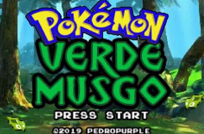 Pokemon Verde Musgo en Español para GBA Imagen Portada