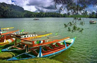 Potret Pesona Situ Patengan (foto: istimewa)