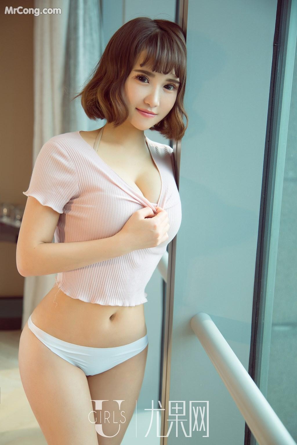 Image UGIRLS-U361-Li-Yan-MrCong.com-006 in post UGIRLS U361: Người mẫu Li Yan (李焱) (65 ảnh)