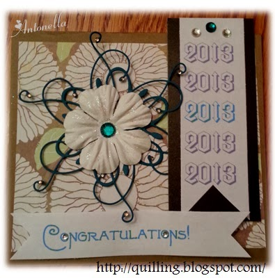 Antonella Graduation Free Printable for 2013, 2014, and 2015