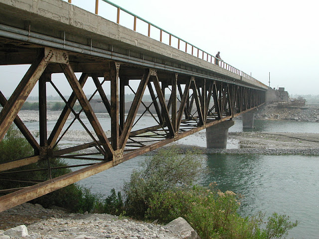 Bridge of the Week: Peru's Bridges: Puente Freyne (2)