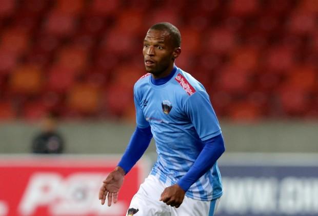 Chippa United midfielder Mzikayise Mashaba