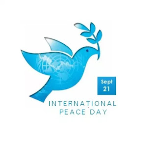 International Day of Peace 2021: Tuesday, 21 September