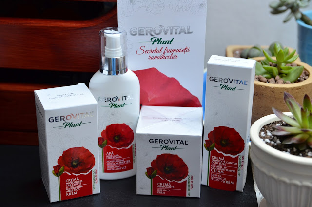 gerovital floare mac