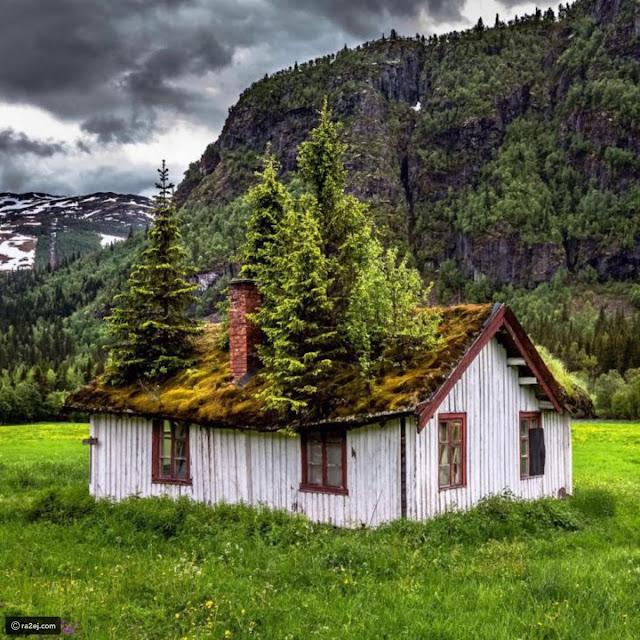 منزل في الريف، النرويج