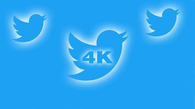 Cara Unggah atau Upload Foto 4K di Twitter