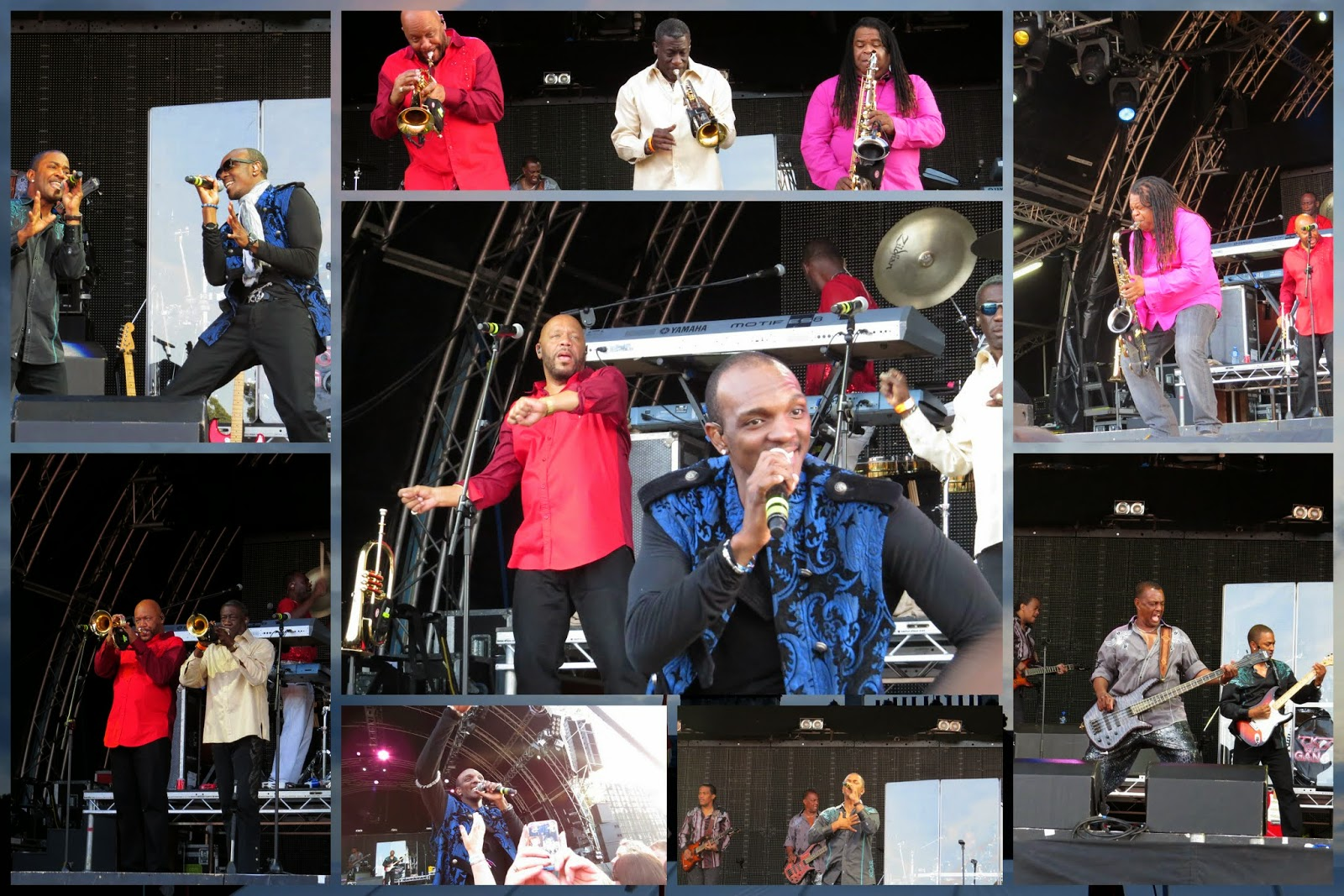 Westport Festival - Kool and the Gang