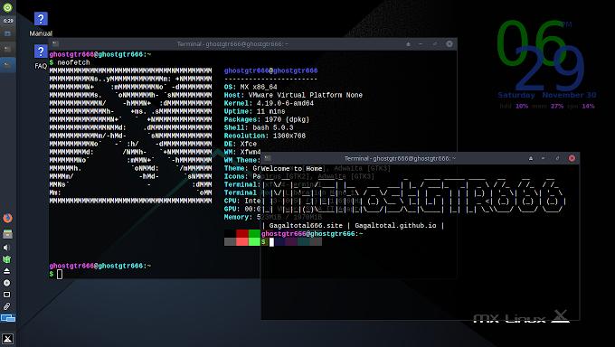 "Cara Mengatasi ""Ifconfig command not found"" di MX Linux 19 GNU/Linux"