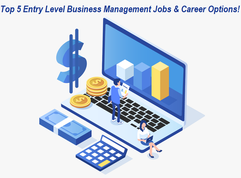 Entry Level Business Management Jobs