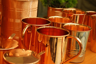 Copper Utensils benefits