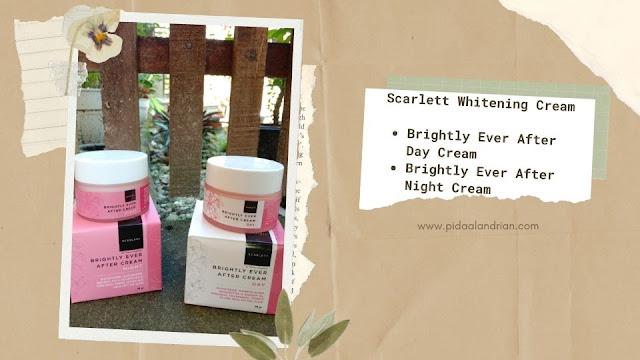 Scarlett Whitening Cream