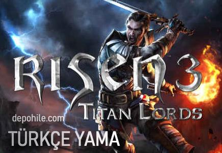 Risen 3 Titan Lords PC Oyunu Türkçe Yama İndir, Kurulum