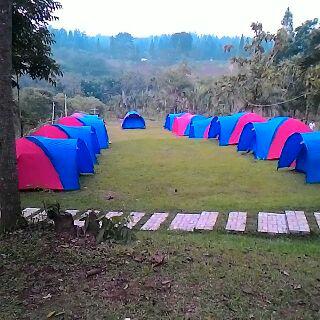 camping ground pelangi hotel sentul