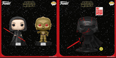 Star Wars: The Rise of Skywalker Pop! Vinyl Figures by Funko