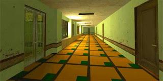 Abandoned School Escape Solución