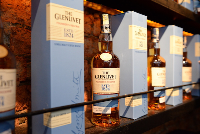 The Glenlivet Founder's Reserve Launched in Malaysia