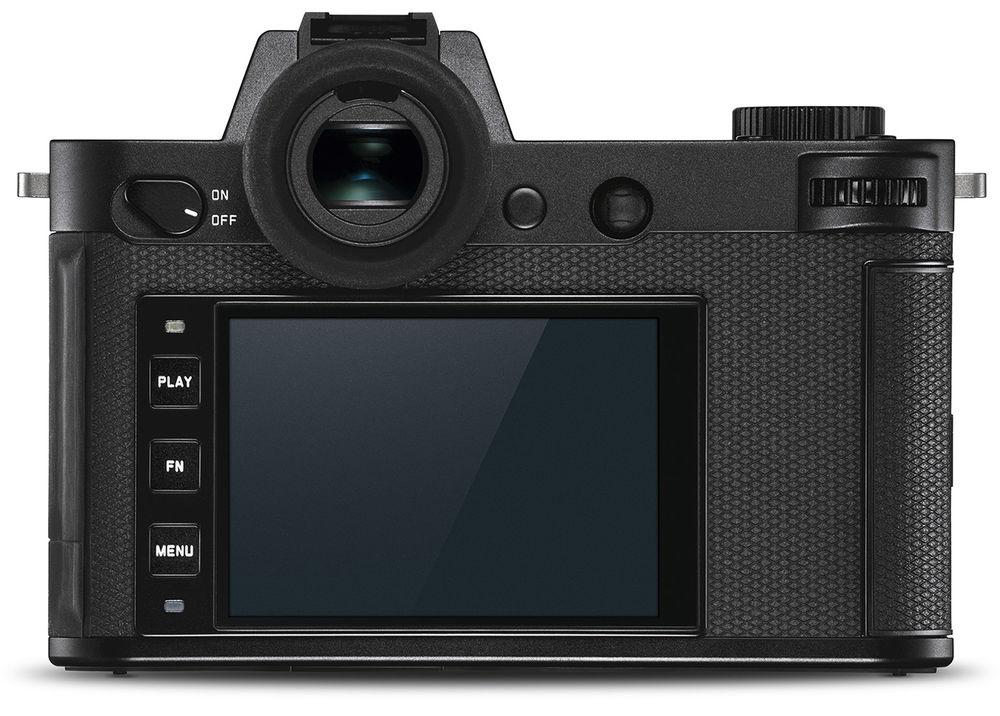 Задняя сторона Leica SL2