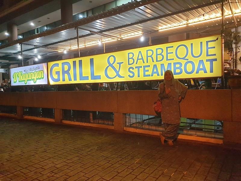 D'Kayangan Steamboat BBQ Buffet Pilihan Untuk Menjamu Selera Pada Harga Mampu Milik