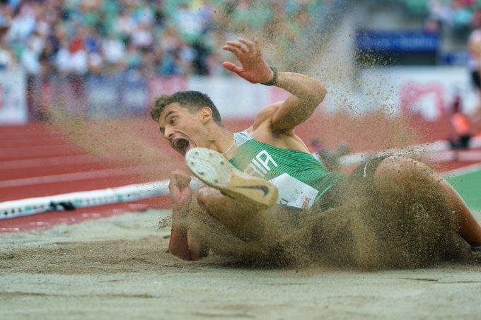 دوري التحدي العالمي الذهبي: تريكي ياسر ثالثا في جولة المجر