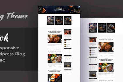 Pick v2.0 – A Responsive WordPress Blog Theme