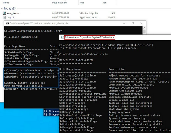 Windows 10 Executables are Vulnerable to DLL Hijacking