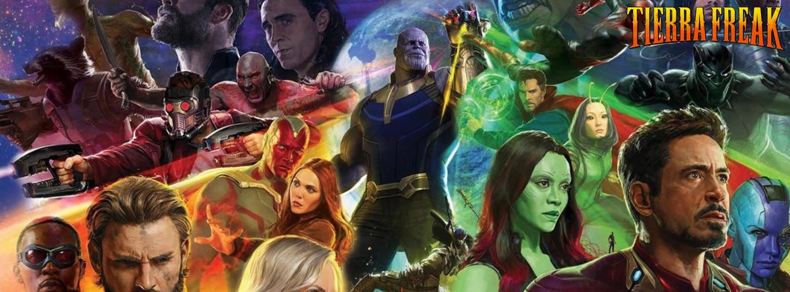 final de avengers infinity war