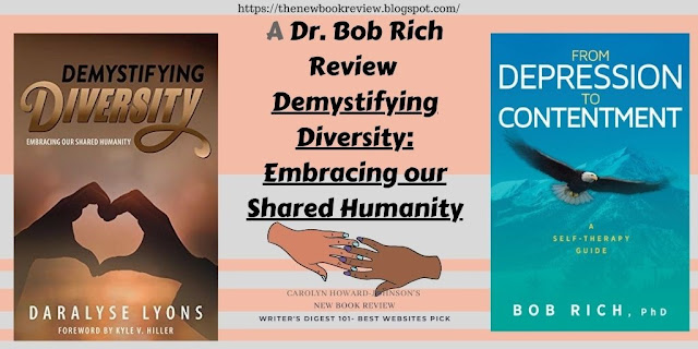 Dr. Bob Rich Reviews Loving Healing Press Book on Shared Humanity