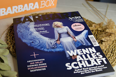 Barbara Box - Oktober 2020 - unboxing