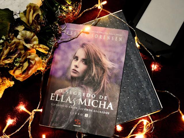 O Segredo de Ella e Micha jessica sorensen