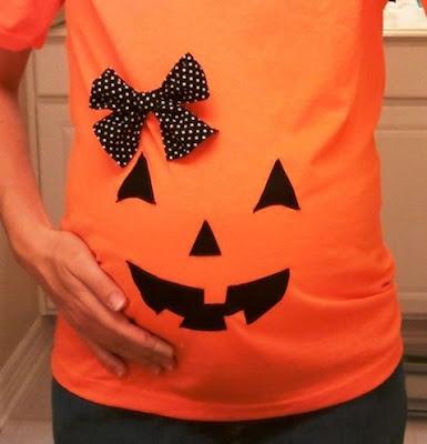 mimuselina blog halloween disfraz embarazada