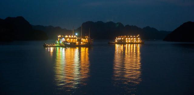 Dormir en Halong Bay