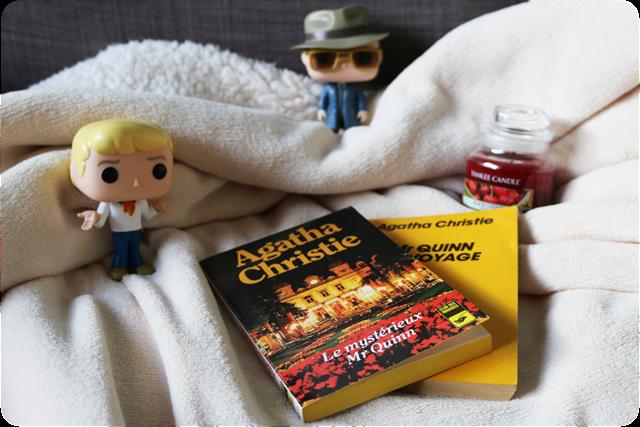 Le mystérieux Mr Quinn d'Agatha Christie