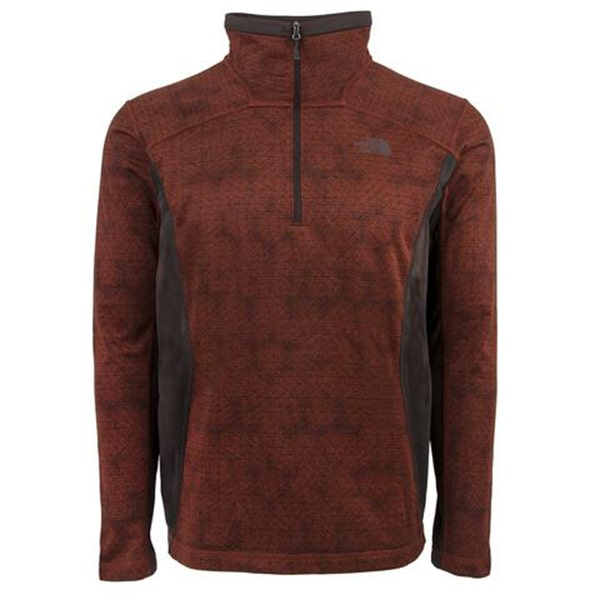 The North Face Men's Novelty 100 Cinder 1/4 Zip Jacket