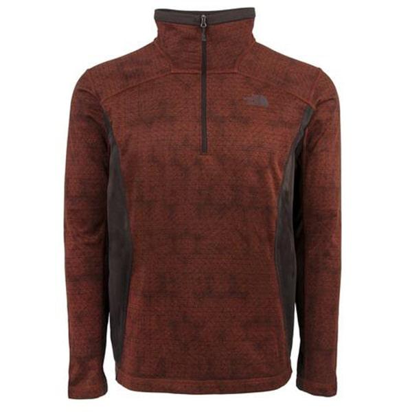 The North Face Men's Novelty 100 Cinder 1/4 Zip Jacket