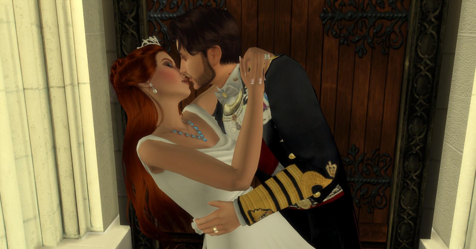Sims  Newlyweds Cant Eat Cake