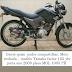 Moto é furtada no centro da cidade de Cajazeiras